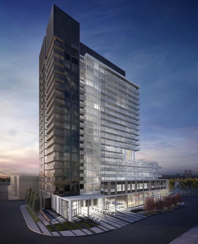 Tango2 condominiums, image courtesy of Concord Adex