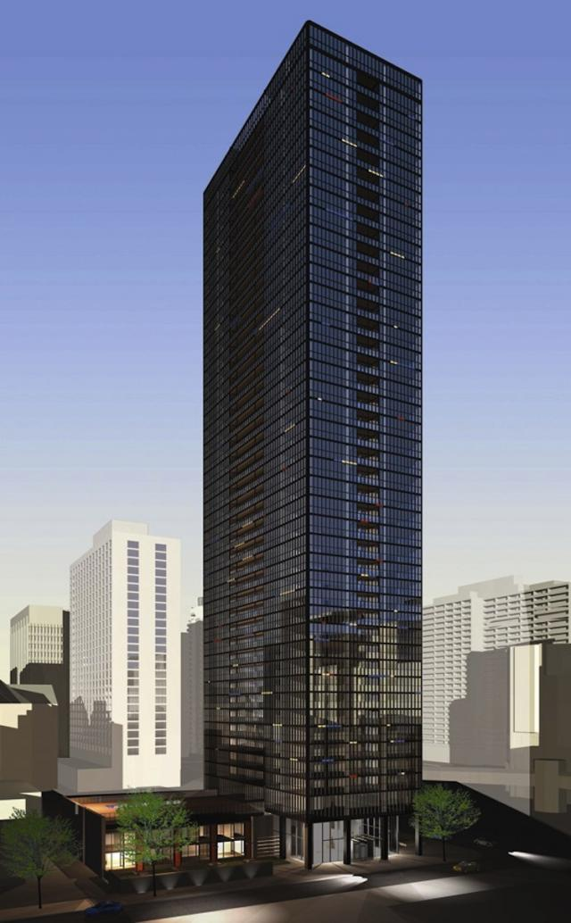 X The Condominium, image courtesy of Great Gulf Homes