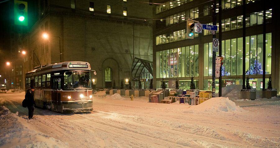 Back To Toronto Winter In Toronto Urban Toronto