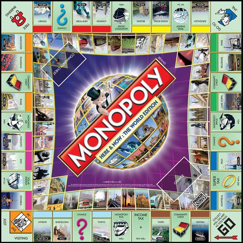 Forget the nfl! Toronto has monopoly!