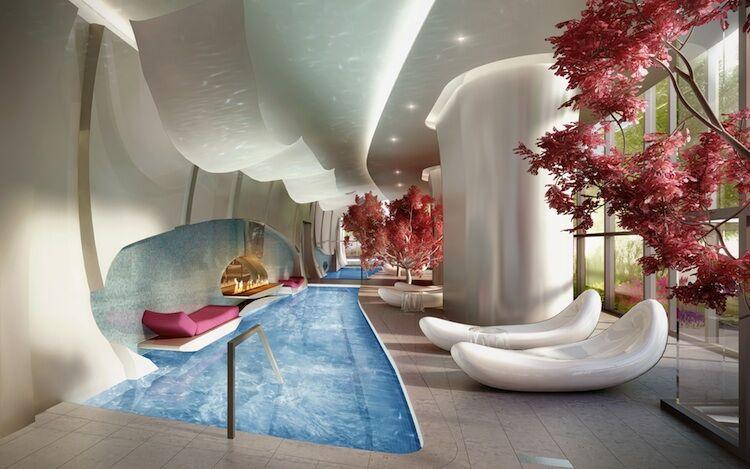 Urban Toronto Discusses One Bloor East Interiors With Anna Simone Of Cecconi Simone Urban Toronto