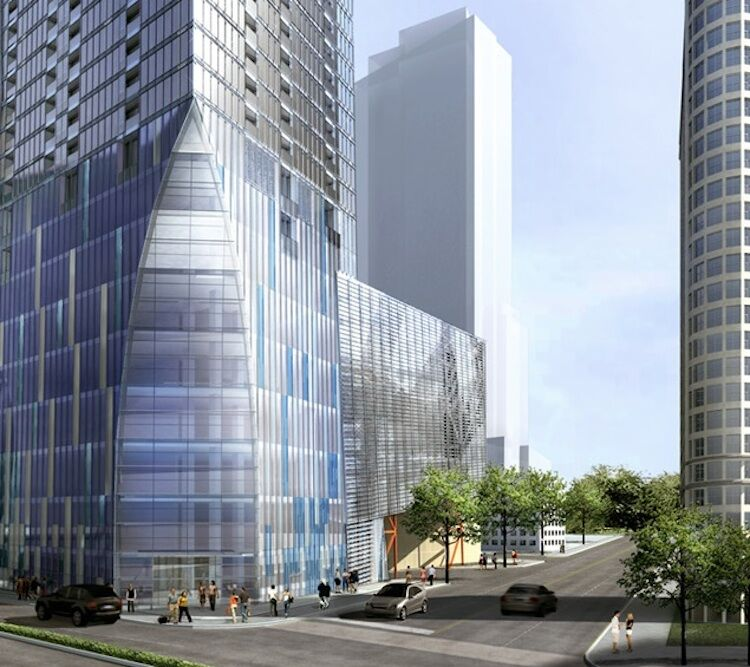 Castlepoint, Cityzen And Fernbrook's L Tower Condos By