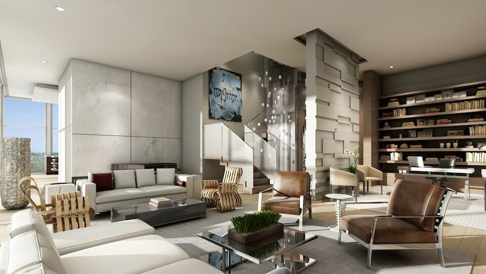 Sky Penthouses Launched At Camrost Felcorp S Imperial