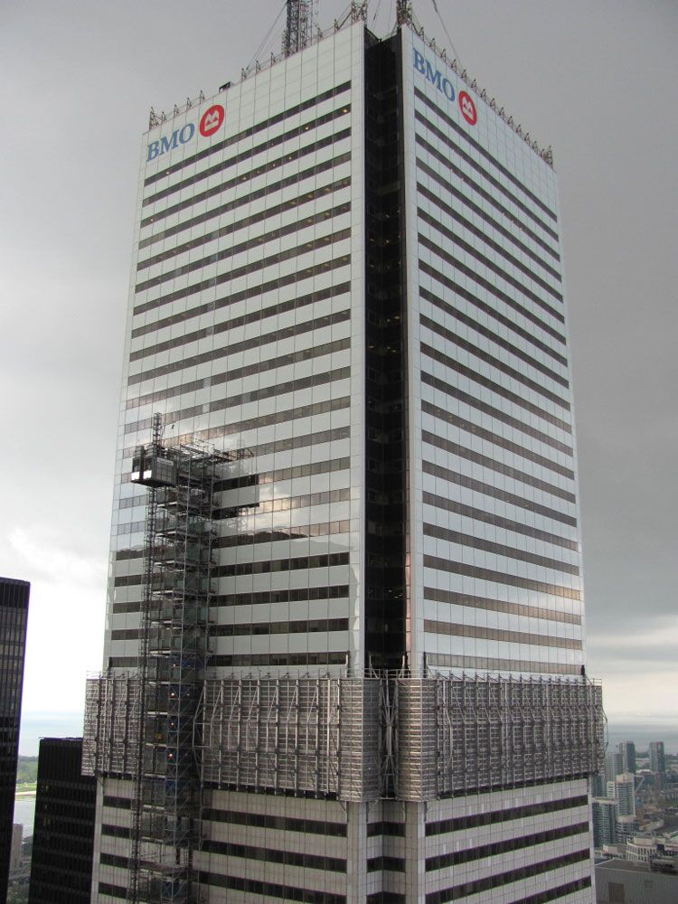 First Canadian Place Re Cladding Updated Urban Toronto
