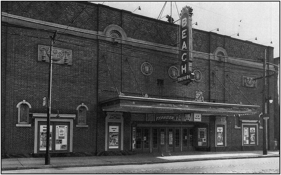 Allen Beach Theatre Toronto