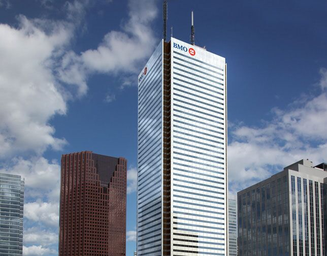 Quick Pic S First Canadian Place Re Cladding Urban Toronto