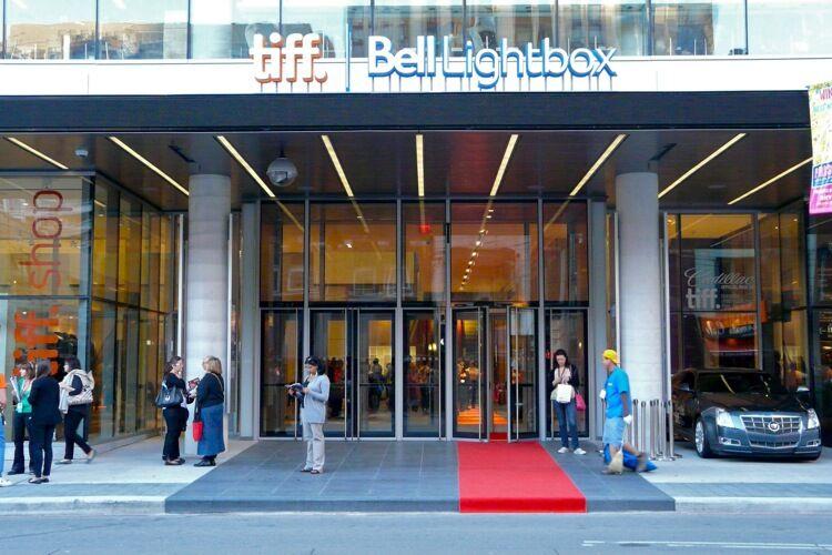 Tiff Bell Lightbox Urban Toronto S Exploration Continued
