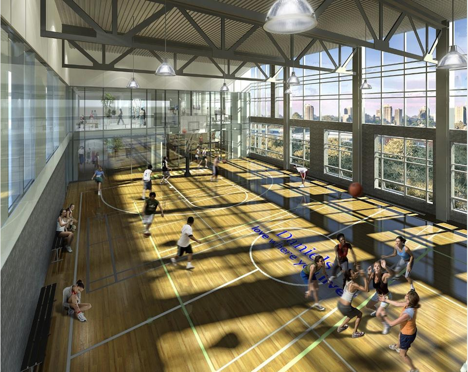 Database project of the day limelight condos urban toronto for How much does it cost to build indoor basketball court