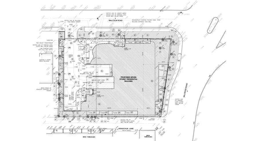 city of toronto application to construct or demolish