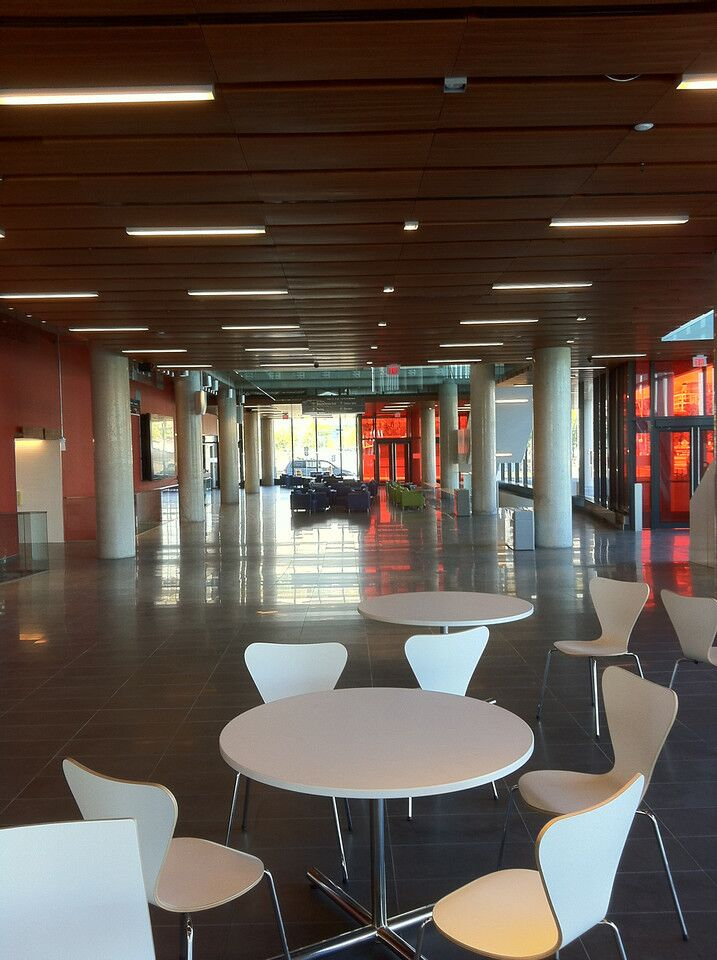 George Brown Colleges Waterfront Campus Design By KPMB And Stantec