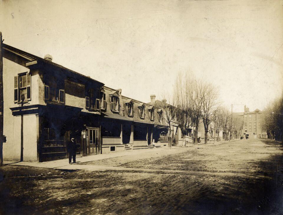 Then and now chestnut street urban toronto - Video diva futura hard ...