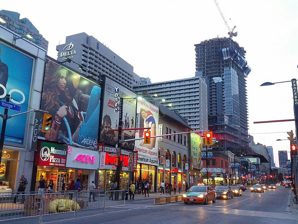 Chelsea Hotel  Gerrard Street West Toronto