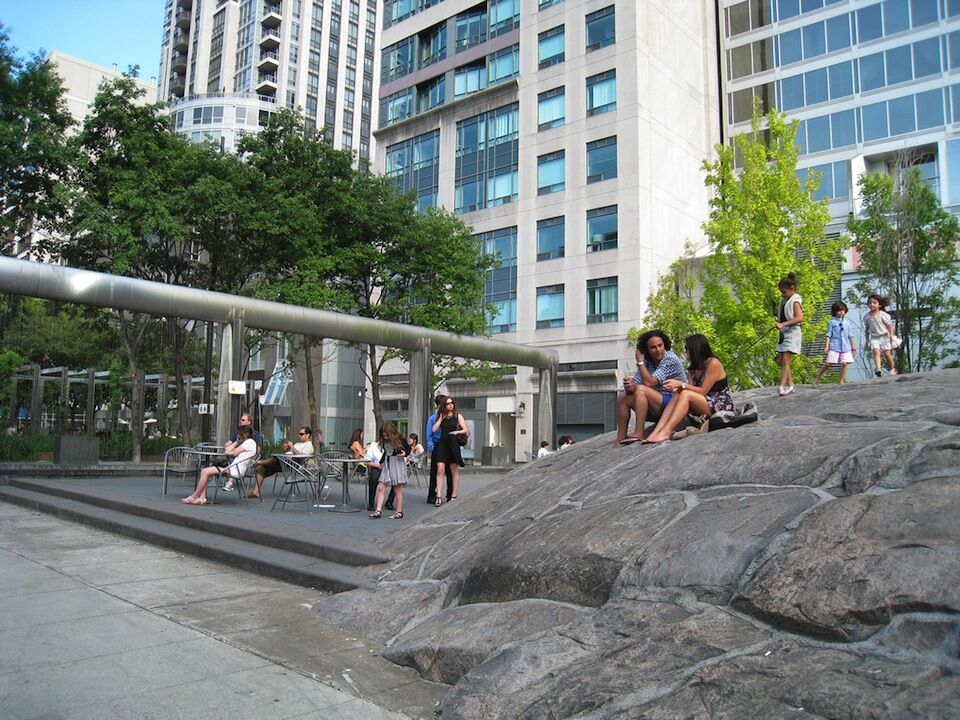 Village of Yorkville Park Receives ALSA's Landmark Award ...