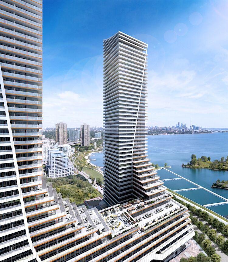Water Tower Launching At Empire Communities' Eau Du Soleil