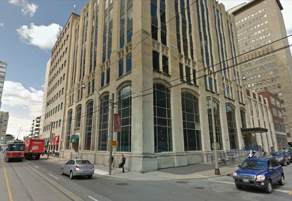Davpart Set To Reinvent 481 University Top And Bottom Urban Toronto