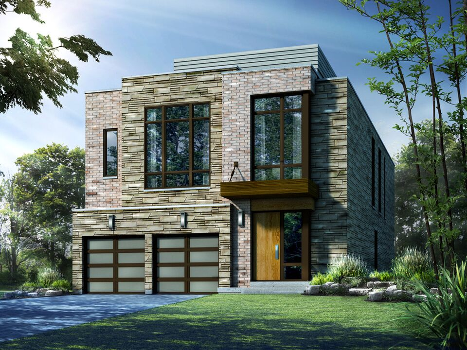 Upper west side hosts vip preview in thornhill urban toronto for Aspen home design