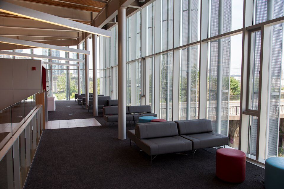 Toronto S 99th Public Library Now Open At Bathurst And