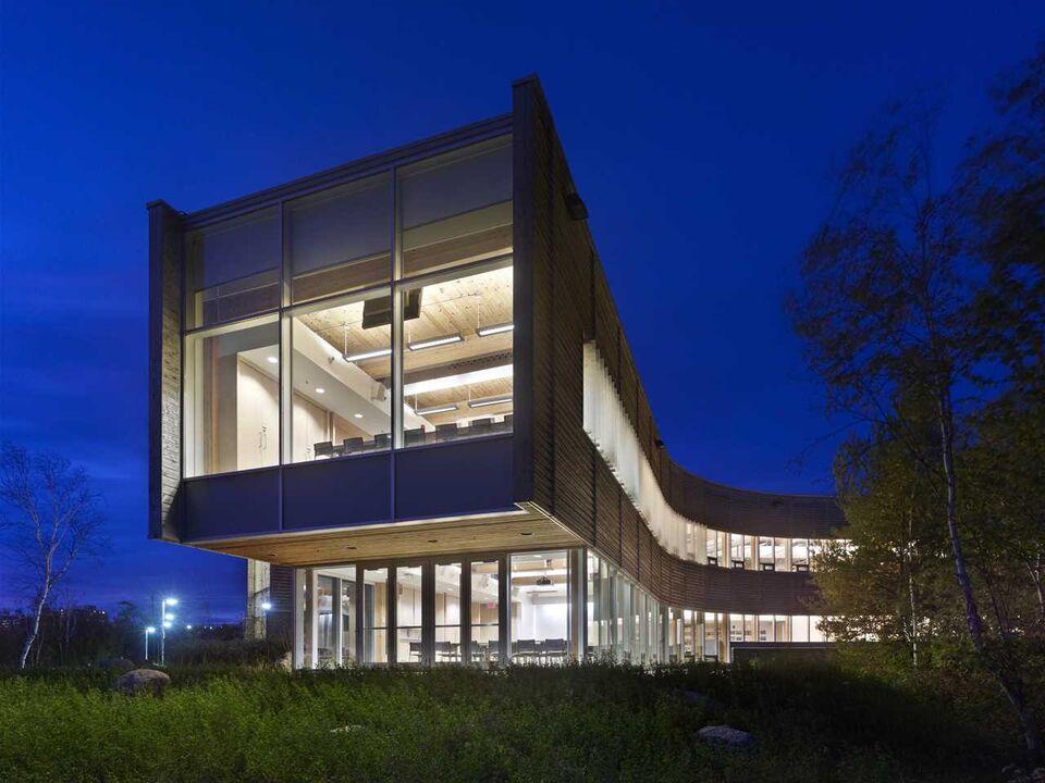 Ontario association of architects 2015 award winners - Maison freshwater brewster hjorth architects ...