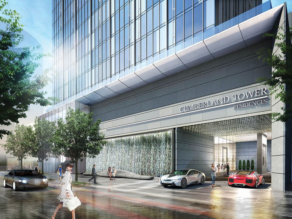 Cumberland At Yorkville Plaza To Add To Bloor Yorkville