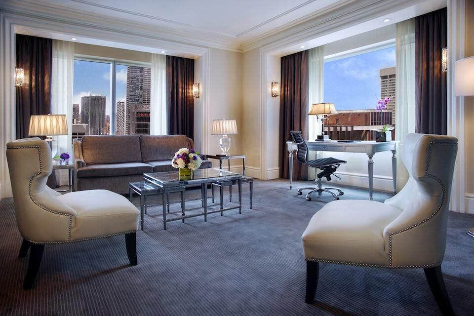 A Look Inside Of Trump Toronto S Ruby Collection Suites