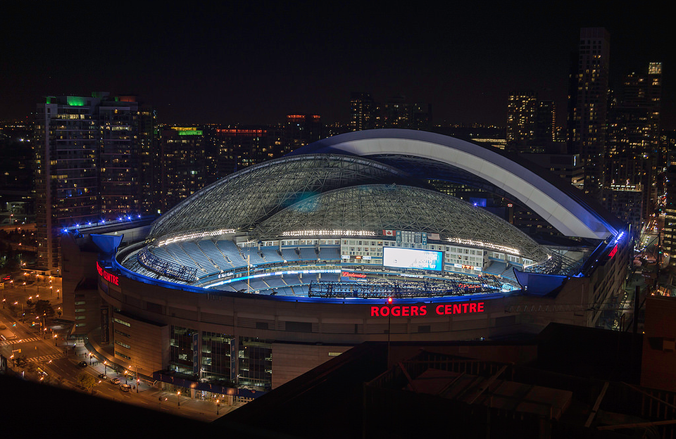 Photo Of The Day The Dome Urban Toronto
