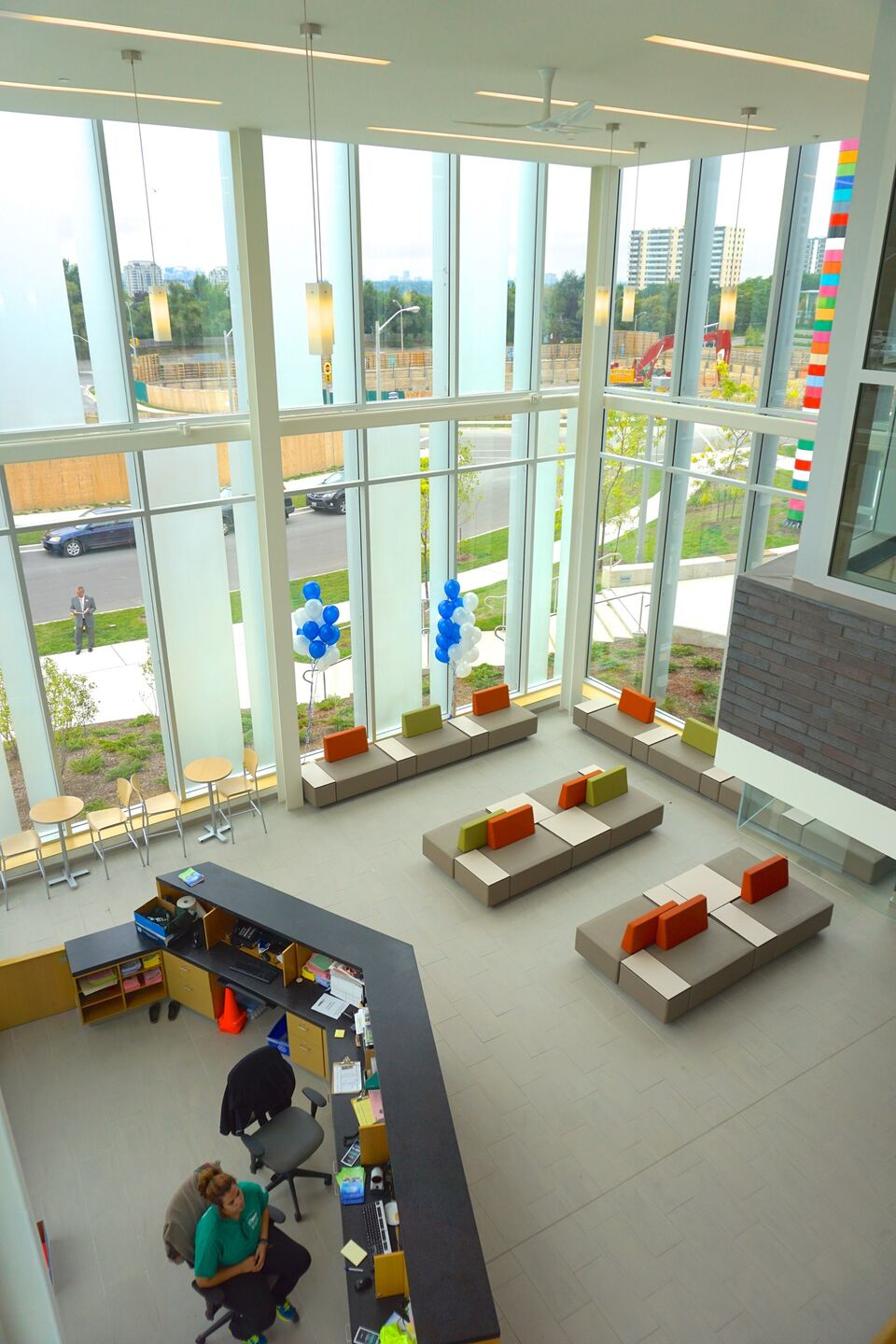 Parkway Forest Community Centre Officially Opens Urban