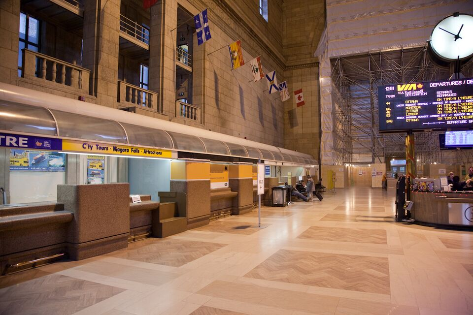 Union Station Taking Shape With New Retailers And Td Partnership