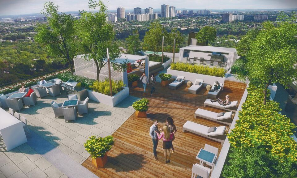 Lotus condos to rise near transit and shopping in north for Terraplan landscape architects
