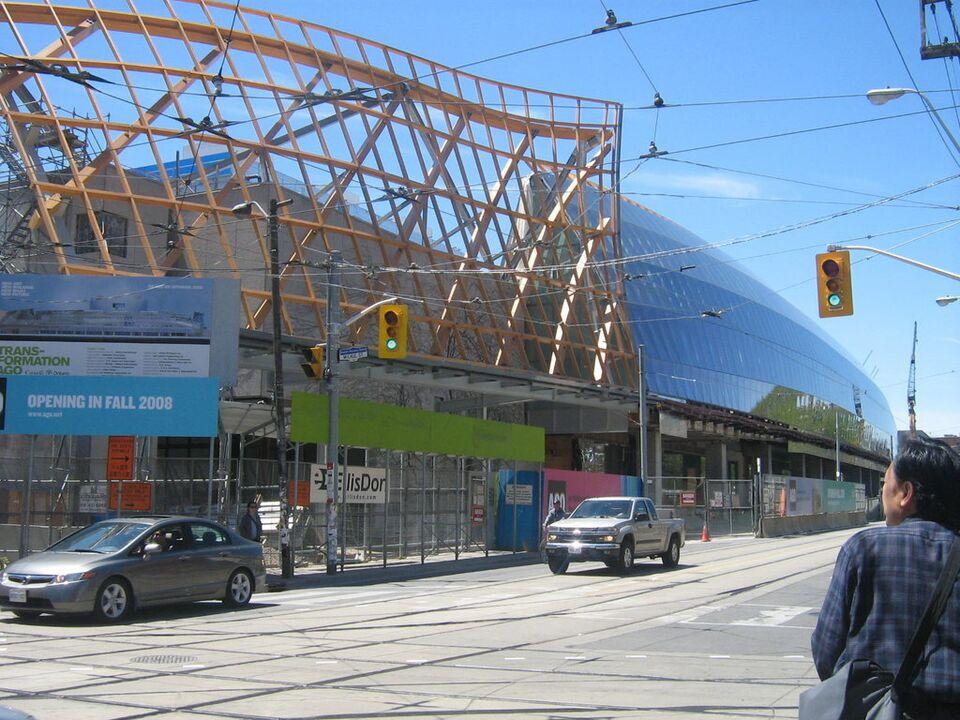 Foto De Galería De Arte De Ontario Ago Toronto: Throwback Thursday: Art Gallery Of Ontario
