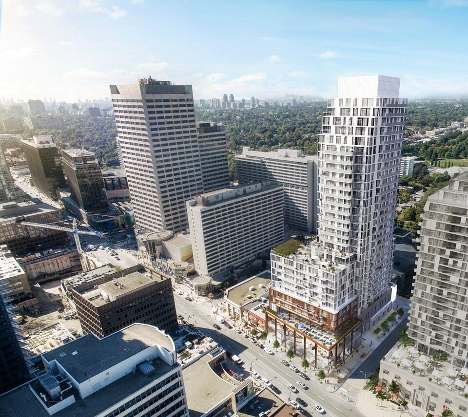 Good A Rendering Of Whitehaus Condos, Image Courtesy Of Lifetime  Developments/Knightstone.
