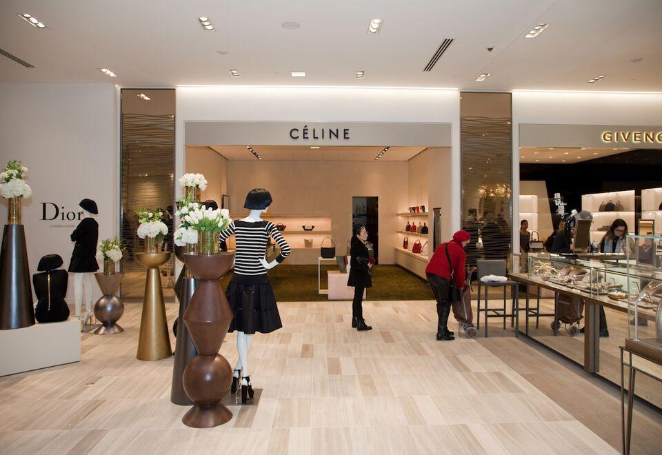 529f9b70d56e Toronto s  Fifth Avenue   Saks Opens in Eaton Centre