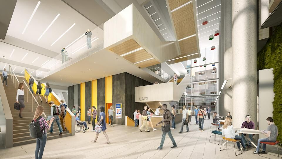 Ryerson Design For Arts And Entertainment
