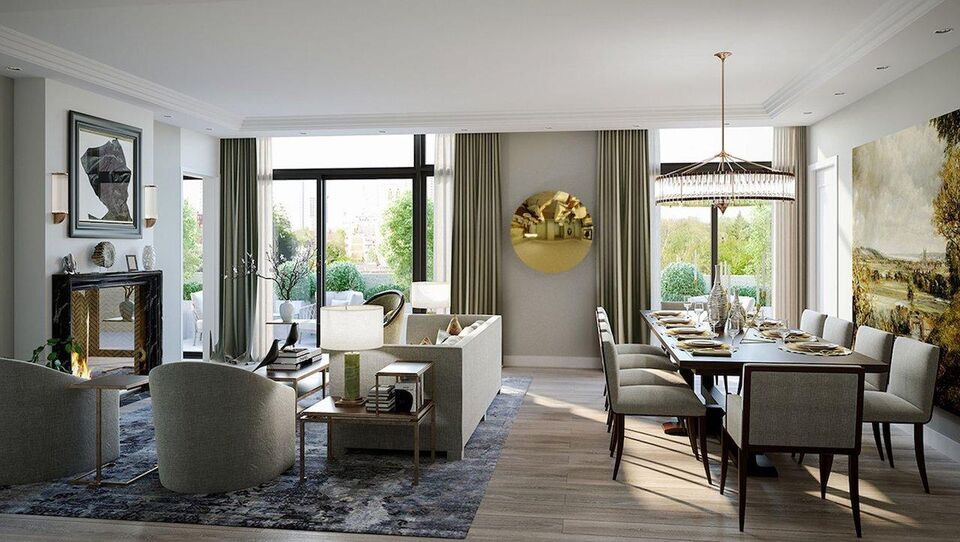 Wengle and Gluckstein Design North Drive39s One