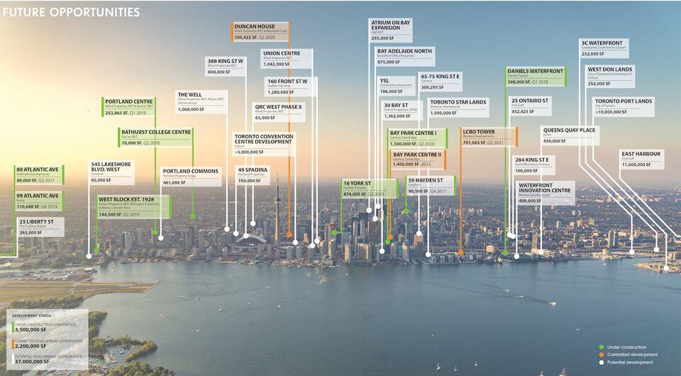 Amazon Bid: Mapping Toronto Locations for Tech Giant's ...